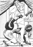 Index of comic erotic artist